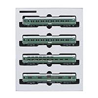 KATO N轨距 24系 黄昏特快 加挂 4节车厢套装 10-870 铁路模型 客车
