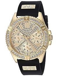 GUESS U1160L1U1160L1 analog 硅胶 黑色 U1160L1 watches