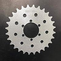 DONSP1986 多功能 28t 链轮发动机 415 链轮 - 燃气机动自行车 48cc/66cc/80cc
