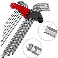 六角钥匙套装 9 Pc SAE Set 1130