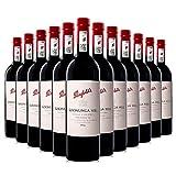 【亚马逊酒庄直采】Penfolds 奔富 蔻兰山设拉子赤霞珠干红葡萄酒750ml*12(亚马逊进口直采红酒,澳大利亚品牌)自营精选