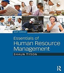 """Essentials of Human Resource Management (English Edition)"",作者:[Tyson, Shaun]"