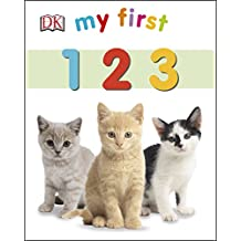 My First 123 (English Edition)