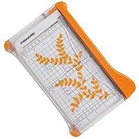 Fiskars 1 x 迷你切纸器,橙色,22 厘米 -A5