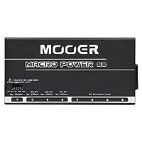 Mooer Macro Power S8 踏板电源供应