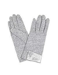 时尚手套女式冬季保暖柔软防风手套