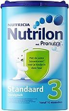 Nutrilon 荷兰牛栏奶粉 3段 800g/罐(10-12个月) 包邮包税【跨境自营】