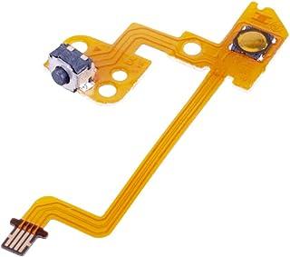 RGEEK 替换零件 L - + 按钮键丝带柔性电缆适用于任天堂 Switch Joy-Con控制器