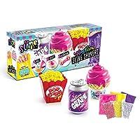 Canal Toys USA Ltd So Slime DIY -Slime'licious 香味史莱姆3件装-冰淇淋,葡萄汽水和爆米花