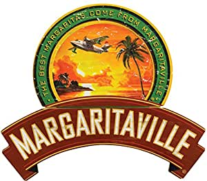 Margaritaville Castaway Bay Wall Art 日落
