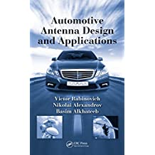 Automotive Antenna Design and Applications (English Edition)