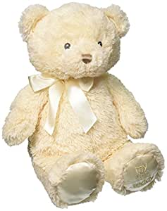 Gund Baby My 1st Teddy Plush, Cream, 15""