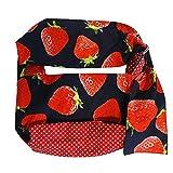 公主·衣橱 轻松时尚·背带·无网眼 - 草莓 F