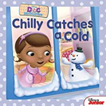 Doc McStuffins:  Chilly Catches a Cold (English Edition)