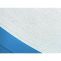 双层玻璃玻璃胶带,DC-PEF06P 宽 0.64cm x 厚 1.90cm x 45.72cm 白色