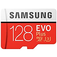 SAMSUNG 三星 高速内存卡128GB Class10 TF(Micro SD卡) 存储卡 (读速100MB/s 写速90MB/s) 升级版+