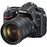 Nikon 尼康 D7100 单反套机(AF-S DX 18-200mm f/3.5-5.6G ED VR II 防抖镜头)