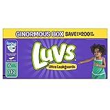 Luvs Ultra Leakguards Diapers 6 112