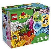 LEGO 乐高  拼插类 玩具  DUPLO 得宝系列 我的乐趣创意盒 10865 1½-5岁 婴幼