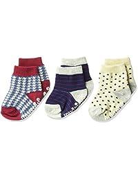 Mud Pie 男婴假日*佳 3 双装袜子套装