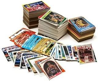 NBA 篮球卡片收集盒 500 多张不同卡片。 25 年来,玩家的*混合。 全新工厂密封白盒包装发货,送礼佳品。