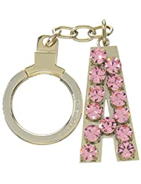 kate spade new york Key Fobs Jeweled a Initial
