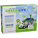 cebekit 汽车套装 Solar Green Life aerogenerador EOLICO Kit 游戏 éducatif-c9930 didactico Das