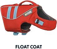 RUFFWEAR - K-9 鱼饵,适合狗狗、浮力、*、反光 Sockeye 红色 X-S