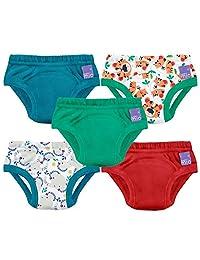 Bambino Mio 如厕训练裤,完全咆哮,3岁以上5件装