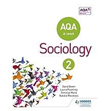 AQA Sociology for A-level Book 2 (Aqa Sociology for a Level) (English Edition)