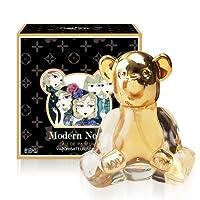 香约 女士香水持久淡香氛 女士香水10ml (黑盒小熊香水)