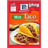 McCormick Taco 调味混合物 1盎司