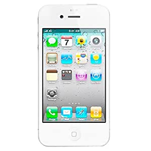 Apple iPhone 4(8G) 3G智能手机(白色)