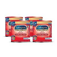 美赞臣婴幼儿3段奶粉, 4罐装(包装会有所不同) Enfagrow PREMIUM Next Step,24盎司/罐(约680g/罐)