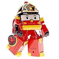 Silverlit 银辉 POLI系列 儿童汽车玩具人偶模型 罗伊变形机器人(可变形) SVPOLI83170STD
