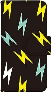 智能手机壳 手册式 对应全部机型 印刷手册 cw-196top 套 手册 日历 UV印刷 壳WN-PR059085-L AQUOS Xx 404SH 图案 A