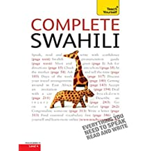 Complete Swahili Beginner to Intermediate Course: Audio eBook (Teach Yourself Complete) (English Edition)