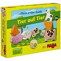 哈巴玩具我的第一款游戏 - 动物在动物身上