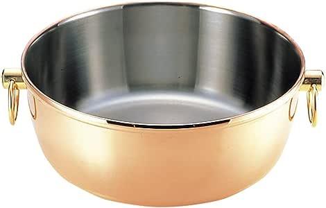 富士诺斯 焖烧锅铜仕上 24cm CQCW-240C