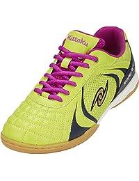 尼塔谷( Nittaku )乒乓球鞋 ホープアクト ns4430橙色(47)