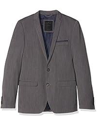 TOM TAILOR 男式纯色简洁西装外套西装