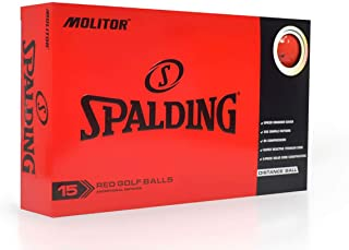 Nitro Spalding Molitor 15 件装 - 红色