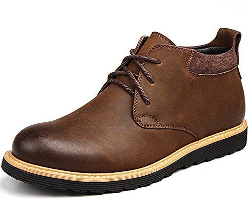 Unbeaten 时尚个性霸气 手工鞋 厚底鞋 时装靴 高帮鞋 工装靴 马丁靴 户外靴 休闲鞋 男靴