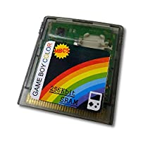 [SRPJ]GBC original MBC5 base flash cartridge(256Kbit SRAM save)[SRPJ1842]