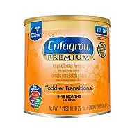 Mead Johnson 美赞臣 美版Enfagrow Premium幼儿配方奶粉 2段 567g/罐包邮包税【跨境自营】