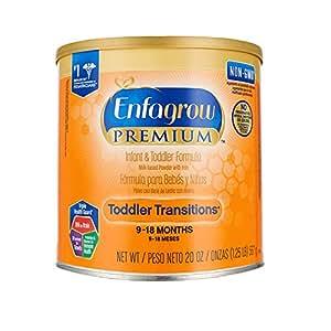 (跨境自营)(包税) Mead Johnson 美赞臣 美版Enfagrow Premium幼儿配方奶粉 2段 567g/罐