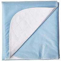 """SafetySure 舒适衬垫,尿*移动性下垫,可清洗,可重复使用的床垫保护罩 34"""" x 36"""" 1.00"""