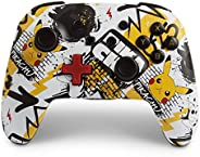任天堂切換有線控制器 Wireless Nintendo Switch Controller Pokemon Graffiti