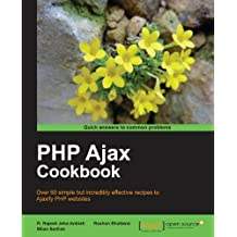 PHP Ajax Cookbook (English Edition)
