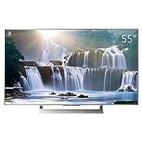 SONY 索尼 KD-55X9000E 55英寸 4K HDR 超薄 高清 平板电视 精锐光控Pro 安卓6.0智能液晶电视 可开增值税专用 客服电话:0755-83181156